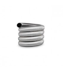 Chim Cap Corp. Smoothwall Double Ply Stainless Steel Chimney Liner - 8