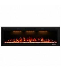 BELARDO home Recessed Wall Mounted Electric Fireplace