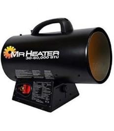 Enerco Mr. Heater MH60QFAV 60,000 BTU Portable Propane Forced Air Heater