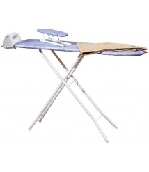ChenCheng Ironing Board, Home Ironing Board, Long Folding Ironing Board Height Adjustable Household Products (Size : L)