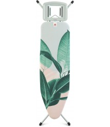 Brabantia Board, Solid Steam Iron Rest, Size B, Tropical Leaves