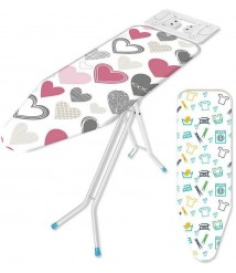 Confortime S2201387 Ironing Board, 38 x 120 cm