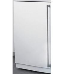 ASKO 8080696-0 Door Panel Bar Handle White