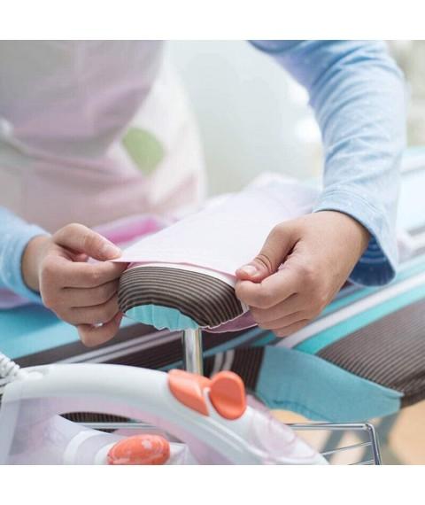 lxhff Ironing Board, Large Ironing Board, Home Folding Hanger, Ironing Board, Reinforced Desktop Iron Board