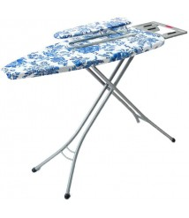 ChenCheng Ironing Board, Folding Ironing Board, Household Ironing Board, 36-inch Folding Height, Adjustable (Three Colors Optional) Household Products (Color : B)