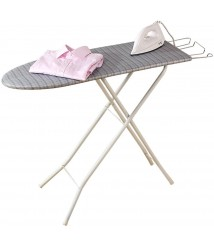 Cajolg Ironing Board Household 36 Inch Portable Heat Insulation Ironing Board Folding Storage Does Not Take Up Space
