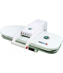 Compact Ironing Steam Press (+ Free Extra Cover & Foam - RRP $49.00)